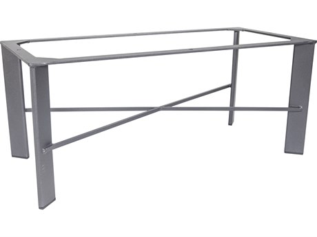 OW Lee Modern Aluminum Coffee Table Base