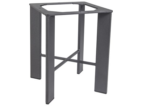 OW Lee Modern Aluminum Side Table Base