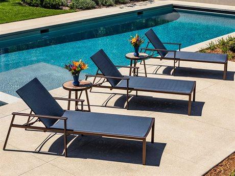 OW Lee Marin Aluminum Lounge Set