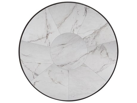 OW Lee Porcelain 48 Round Table Top