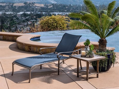 OW Lee Pasadera Steel Lounge Set PatioLiving