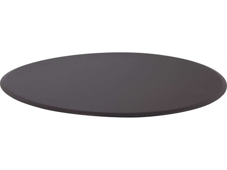 OW Lee Quick Ship Small Round Fire Pit Flat Cover