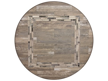OW Lee Rio Reclaimed Porcelain 54 Round Table Top