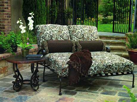 OW Lee San Cristobal Wrought Iron Lounge Set
