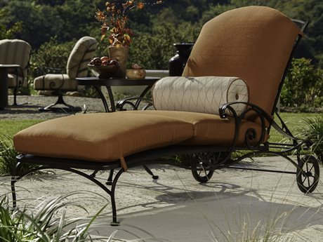 OW Lee Siena Wrought Iron Lounge Set