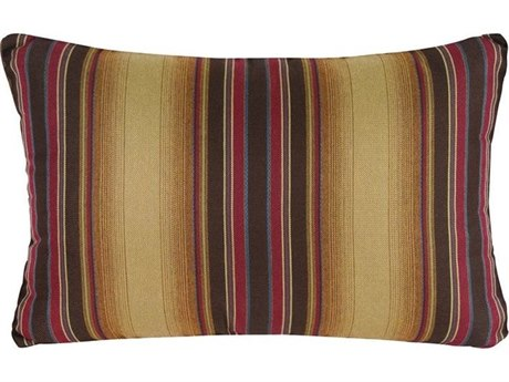 OW Lee Courtyard Throw 11 X 19 Rectangle Solid Pillow