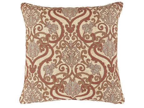Courtyard Throw Pillows