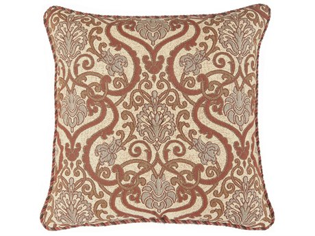OW Lee Design Harmony Accent Pillow with Fabric Button