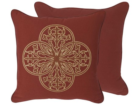 OW Lee Emblem Venetia 19 x 19 Square Pillow