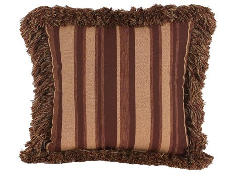 OW Lee Courtyard Throw 21 Square Solid Pillow