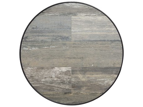 OW Lee Porcelain Reclaimed 24 x 1.5 Round Table Top