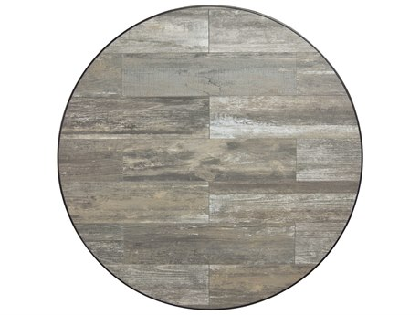 OW Lee Porcelain Reclaimed 42 x 1.5 Round Table Top