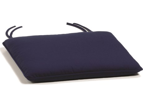 Oxford Garden Sunbrella Navy Blue Adirondack Chair Replacement Cushion