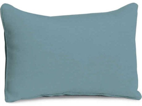 Oxford Garden Ice Blue Replacement Lumbar Pillow