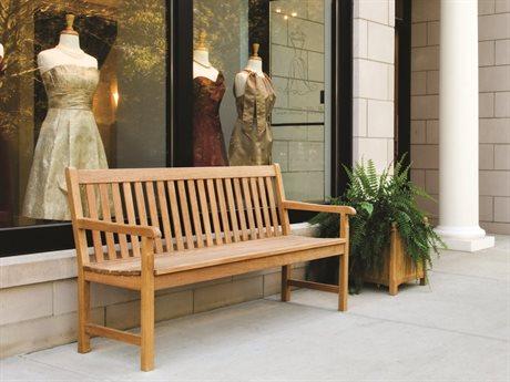 Oxford Garden Classic Wood Lounge Set