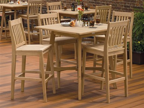 Oxford Garden Wexford Wood Dining Set OXF5067