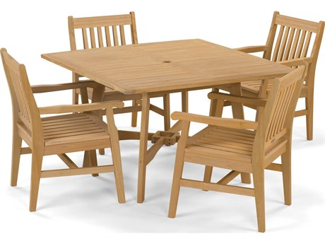 Oxford Garden Wexford Wood Dining Set OXF5391