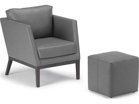Oxford Garden Salino Aluminum Cushion Lounge Set