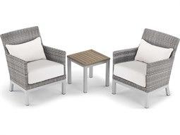 Argento & Travira Aluminum Cushion Lounge Set
