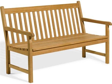 Oxford Garden Classic Wood Bench