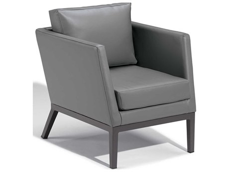 Oxford Garden Salino Aluminum Cushion Lounge Chair
