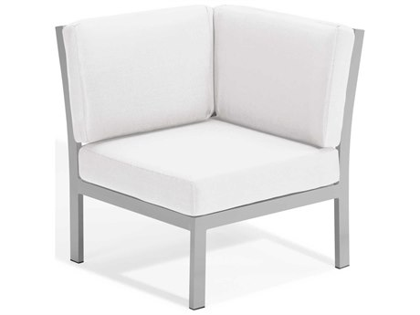 Oxford Garden Travira Aluminum Cushion Lounge Chair