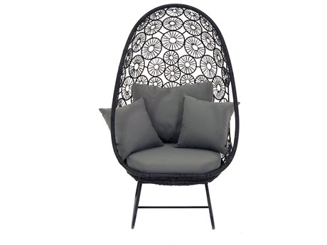 Patio Heaven Broad Bird's Nest Chair
