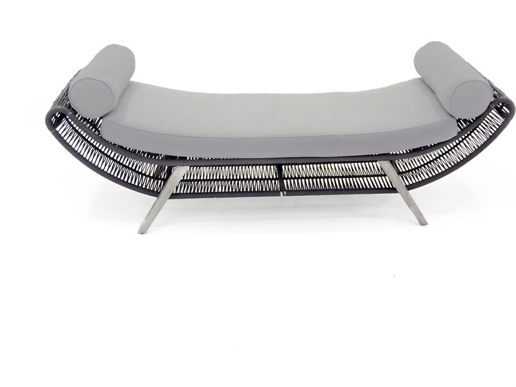 Patio Heaven Broad Rope Daybed