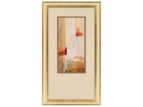 Paragon Burghardt Mesa Panels I Giclee Painting