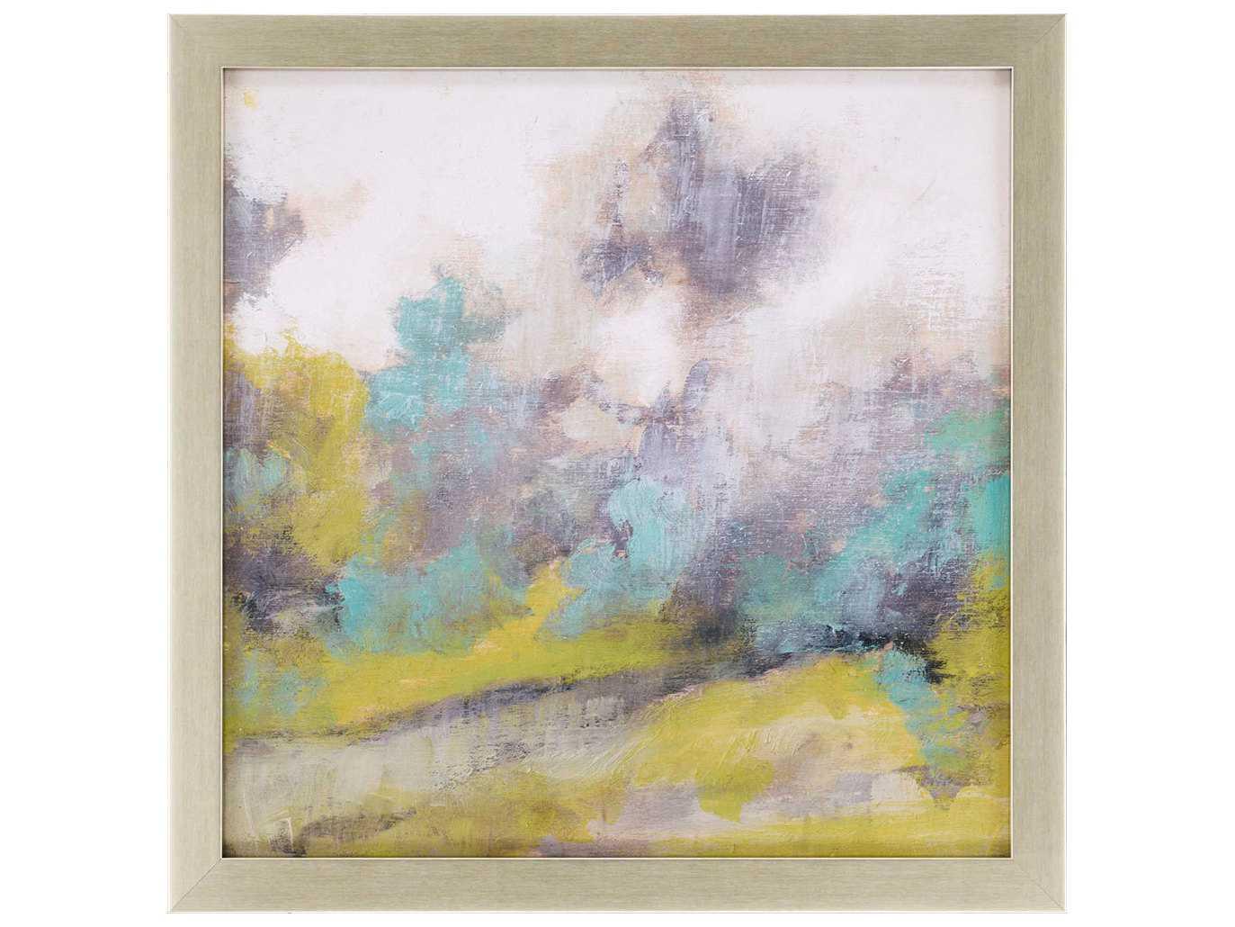 Paragon Goldberger Pastel Walk I Giclee Painting Pad1148