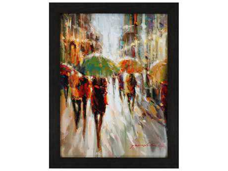 Paragon Jarvis Evening Showers Giclee Painting