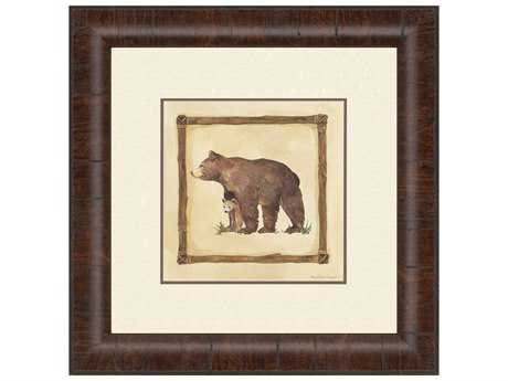 Paragon Roberts Bear Exclusive Giclee Painting