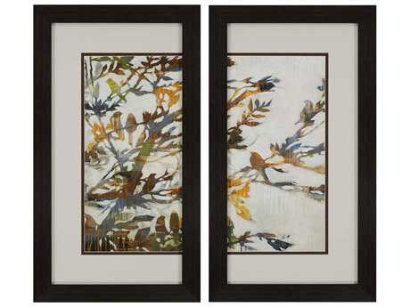 Paragon Jardine Flock Together Painting (Two-Piece Set)