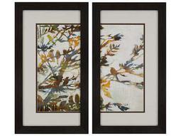 Paragon Jardine Flock Together Painting (Two-Piece Set)
