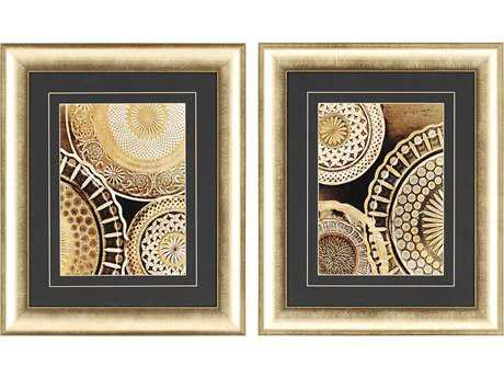 Paragon Zamudio Light Drawings Painting (Two-Piece Set)