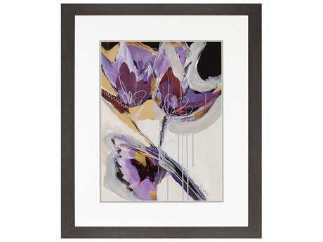 Paragon Maritz Floral Impression I Painting