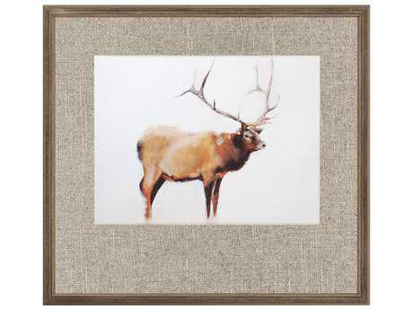 Paragon Neuwirth Elk Giclee Painting