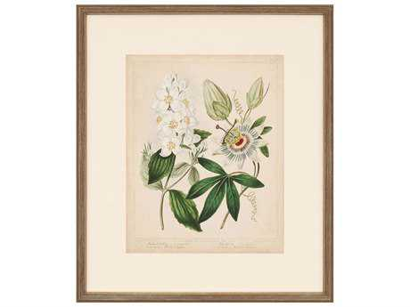 Paragon Edwards Cottage Florals II Giclee Painting