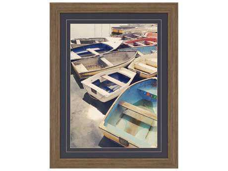 Paragon Gardner Eastern Coastal Painting