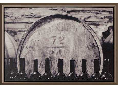 Paragon Groton Wine Barrel Painting
