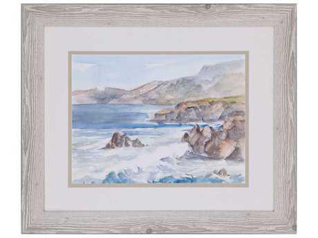 Paragon Harper Coastal Watercolor II Giclee Painting