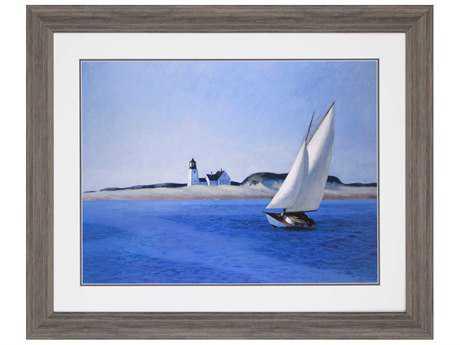Paragon Hopper The Long Leg 1930 Painting