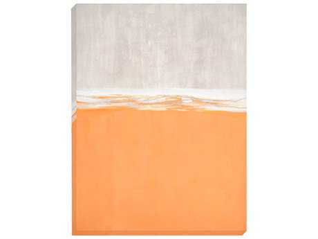 Paragon Jardine ''Orange Crush I'' Wall Art