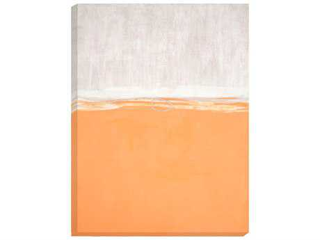Paragon Jardine ''Orange Crush II'' Wall Art