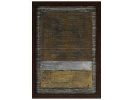 Paragon Adamson-Ray ''Metallic Zen I'' Wall Art