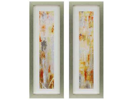 Paragon Kinder Harris Kh Studio Heart Of Gold Painting (Two-Piece Set)