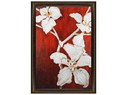 Paragon Kinder Harris Jardine Orchid Silhouette Painting
