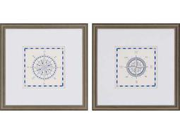 Paragon KH Studio ''Directions I '' Wall Art (Pack of 2)