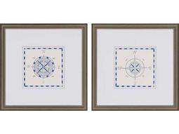 Paragon KH Studio ''Directions II '' Wall Art (Pack of 2)