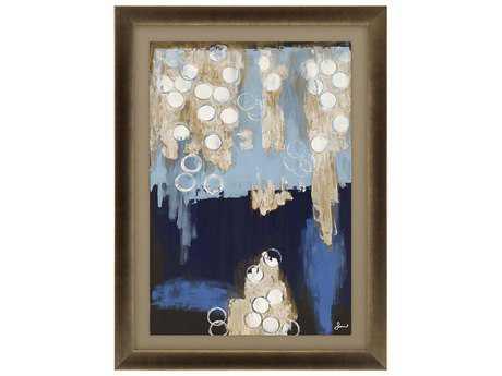 Paragon Kinder Harris Adamson-Ray Golden Moonwalk Painting
